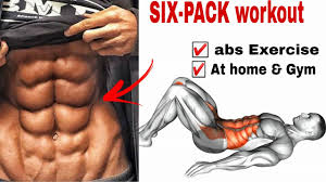 for beginners six pack workout