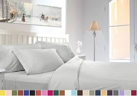 1800 COUNT DEEP POCKET 4 PIECE BED SHEET SET 26 COLORS AND ALL