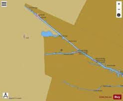 Intracoastal Waterway West Palm Beach To Miami Marine Chart