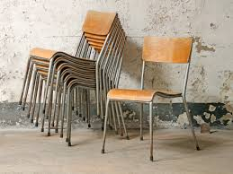 vintage school chairs. Fine Vintage Vintage DUAL School Chair Inside Chairs U
