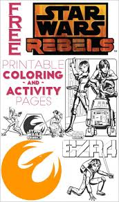 Free Star Wars Rebels Coloring Pages