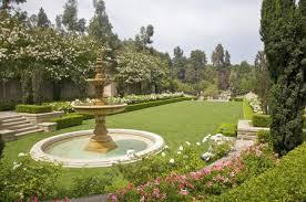 what is an italian garden