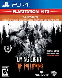 Dying Light Playstation 4 Store Amazon Com Dying Light The Following Enhanced Edition