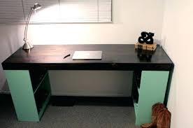 cool diy home office desk plans blueprints57 blueprints
