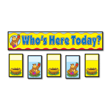 Whos Here Today Chart Details About Attendance Cards For Classroom Charts By Carson Dellosa Attendance Cards For