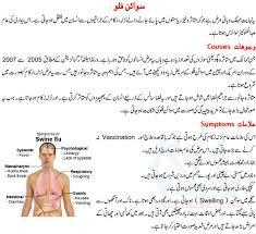 swine flu symptoms and treatment