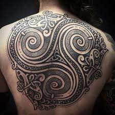 тату кельтика Celtic Tattoo эскизы и рукава