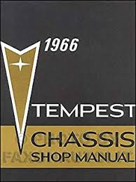 amazon com 1966 pontiac gto tempest wiring diagrams schematics 1966 pontiac tempest lemans gto repair shop manual reprint