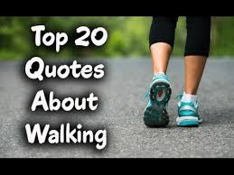 Quotes About Walking Stunning Top 48 Quotes About Walking Quotations For Walkers The Joys Of
