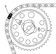 Printable 2 2 ecotec timing marks diagram large size