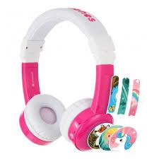 Наушники <b>BuddyPhones InFlight</b>, розовый — купить в интернет ...