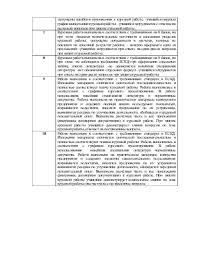 Критерии оценки курсовой работы по дисциплине