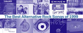 Rock Charts 2000 The Best Alternative Rock Songs Of 1999 Spin