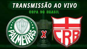 PÊNALTIS AO VIVO - ⚪🟢PALMEIRAS X CRB⚪🔴 COPA DO BRASIL 3ª FASE - YouTube