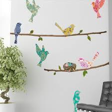 decor wallpops r silhouette tree wall art kit wallpop decals