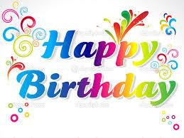 نتیجه تصویری برای happy birthday number4