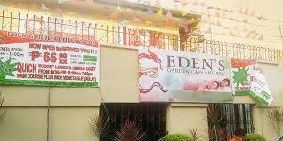eden garden café and spa review