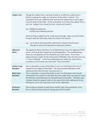 Importance Knowing The Business Letter Format Gallery Home