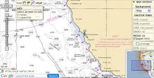Google Marine Maps Charting Maps Mania Viewing Marine Charts With Google Maps