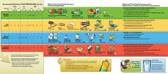 Canadian Food Chart Food 4 Thought Canada Food Guide