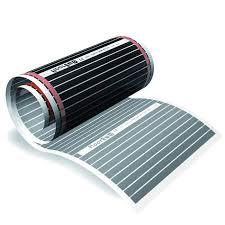 Das ewf elektrische fußbodenheizung system verwendet einen wärmesensor welcher eine regulierung einer bis zu 24 m2 großen fläche mit nur einem thermostaten ermöglicht. Floorino Infrarot Fussbodenheizung Komplettpaket 80w Elektrische Laminat Parket Ebay