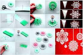 diy paper medallions miniaturized diy paper snowflakes here to beautify your holidays detailed guide