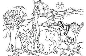 Complex Coloring Pages Animals Paper Crafts Decorative Free Animal