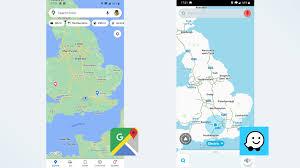 google maps vs waze which navigation