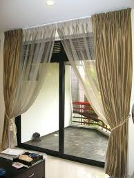 double door curtains window treatments for sliding glass doors curtain rods patio door curtains french