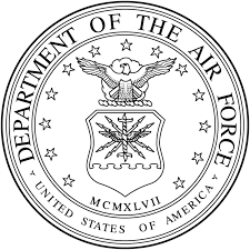 › space exploration vehicle coloring sheet (252 kb pdf). Free Printable Air Force Logo Usaf Seal Color Book Pages