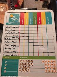 Wife Details Extensive List Of Chores So Her Husband Knows