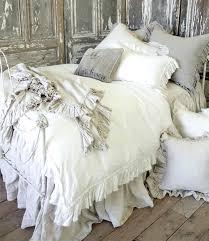 ruffle duvet cover vintage ruffle duvet cover from full bloom cottage white ruffle duvet cover twin