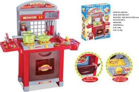 Игровой набор <b>Xiong Cheng</b> 008-55A Кухня красный купить в ...