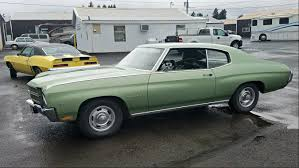 Little Old Lady Owned: 1970 Chevrolet Chevelle Malibu