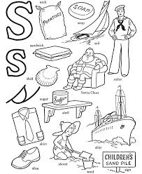 Small Picture Coloring Pages With Color Words Coloring Pages Color Words
