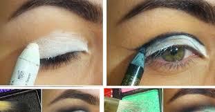 cute summer eye makeup ideas