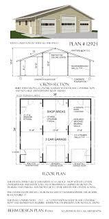 Garage  Garage Storage Design Plans 4 Car Garage Floor Plans 4 Car Garage Size