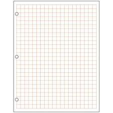 Rectangular Graph Paper 1 Cm Squares