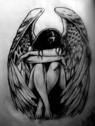 Disegni Per Tatuaggi Di Angeli Foto Bellezza Pourfemme