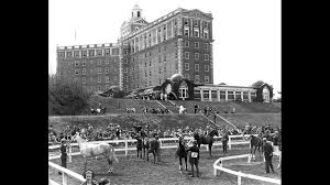 the annual cavalier horse show was once a big event at the cavalier hotel
