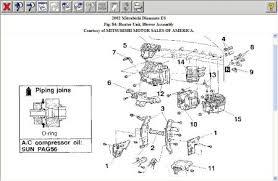 mitsubishi diamante heater core bad heater problem  com forum automotive pictures 192750 heatercore02diamante01a 1