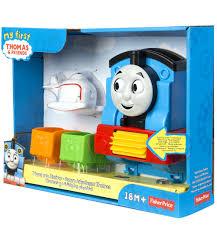 <b>Игрушка</b> для ванной <b>Fisher</b>-<b>Price</b> Томас и его друзья Веселое ...