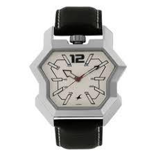 fastrack watches fastrack watches online fastrack white dial analog watch for men