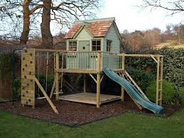 childrens wooden playhouse otter cottage wooden playhouse climbing frame childrens wooden playhouses belfast