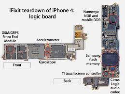 iphone circuit diagram the wiring diagram ifixit completes early teardown of iphone 4 wiring diagram