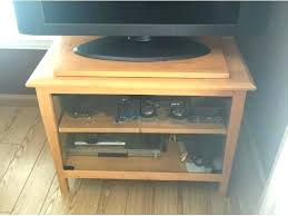 swivel top television stand stand swivel top blonde wood stand glass doors swivel top black stand