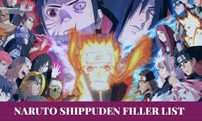 Naruto Shippuden Filler List: Episode List and Chronological Order 2021 -