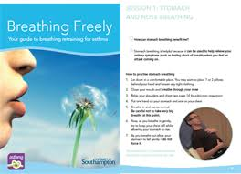 breathing exercises for asthma european respiratory society integrating breathing exercises into routine care
