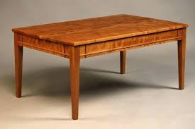 shaker coffee table plans style 1 and end tables square com with regard to decorations console