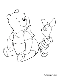 Printable Disney Coloring Pages Tonyshume